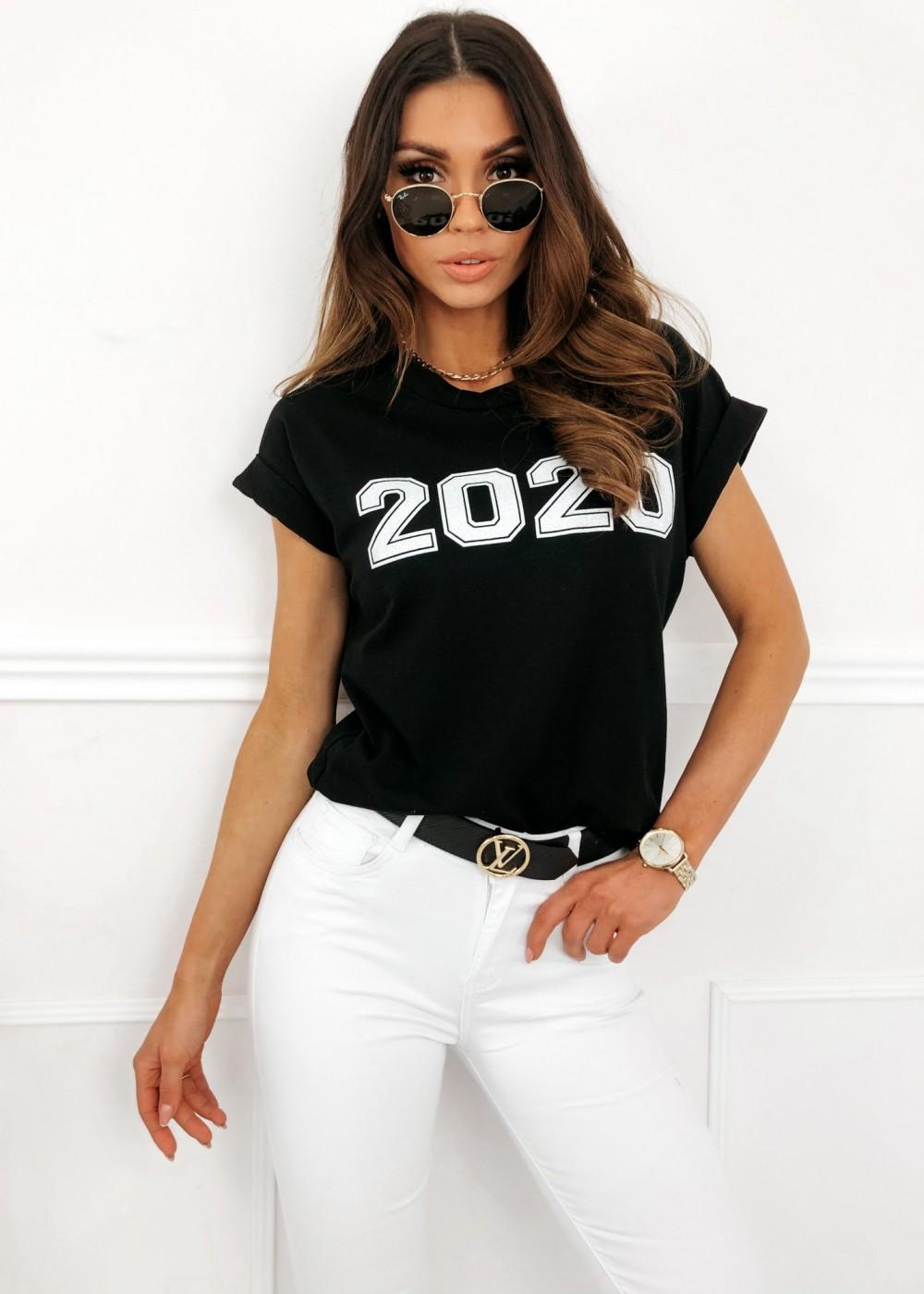T-SHIRT 2020 - black