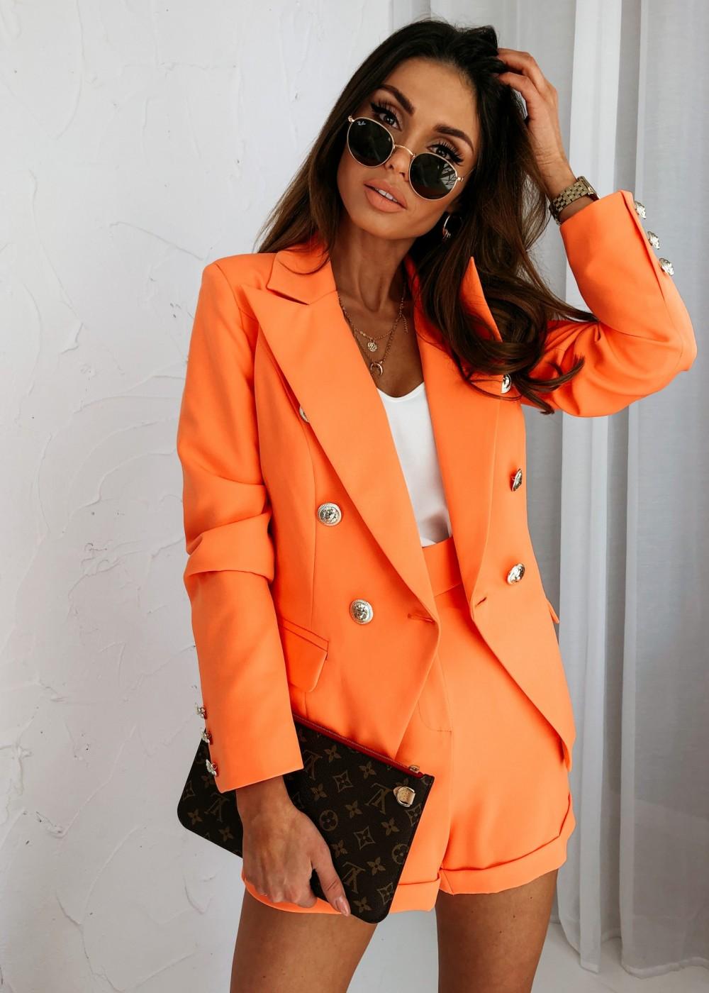 MARYNARKA BALMAI - orange