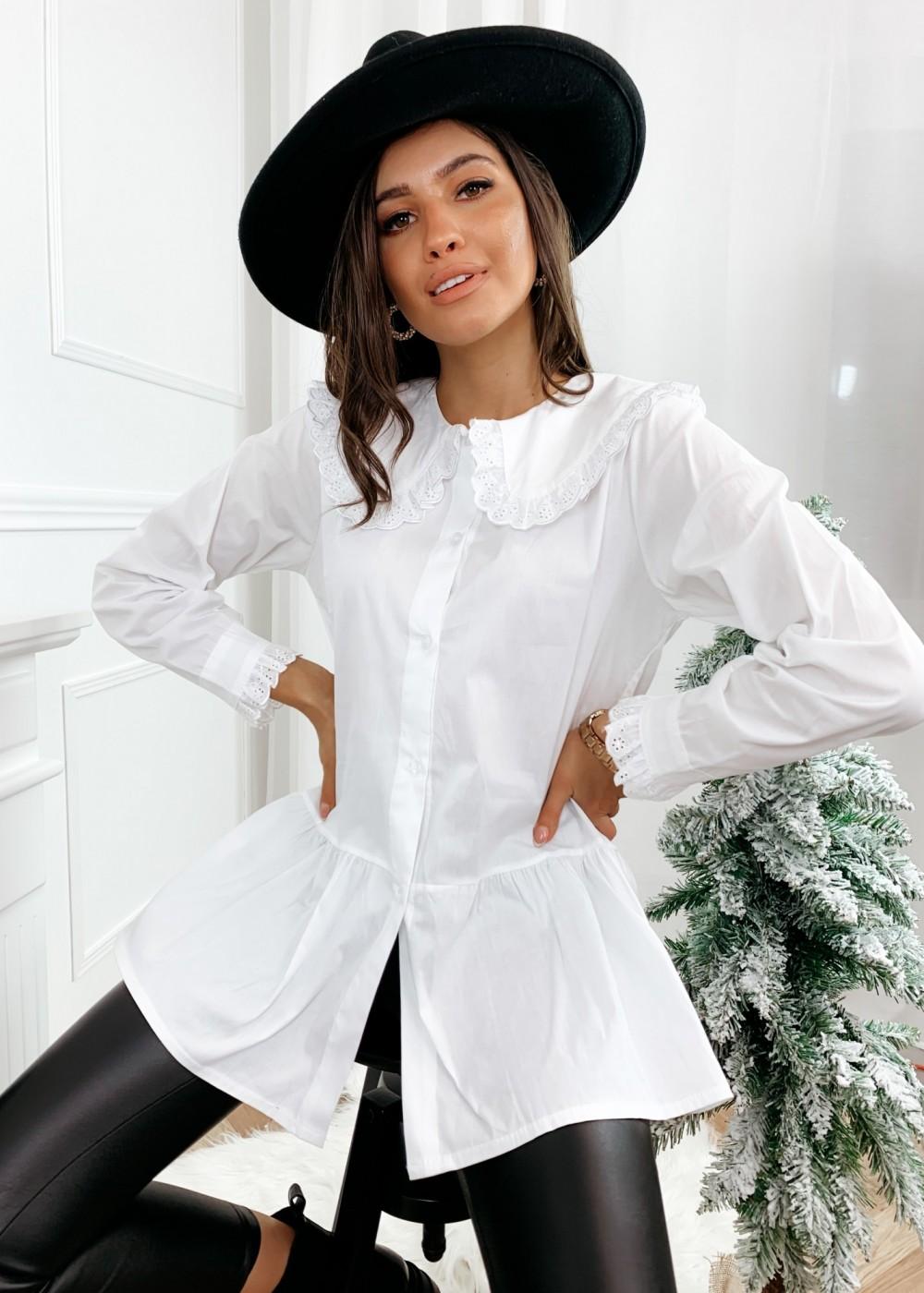 KOSZULA ALISIA - white