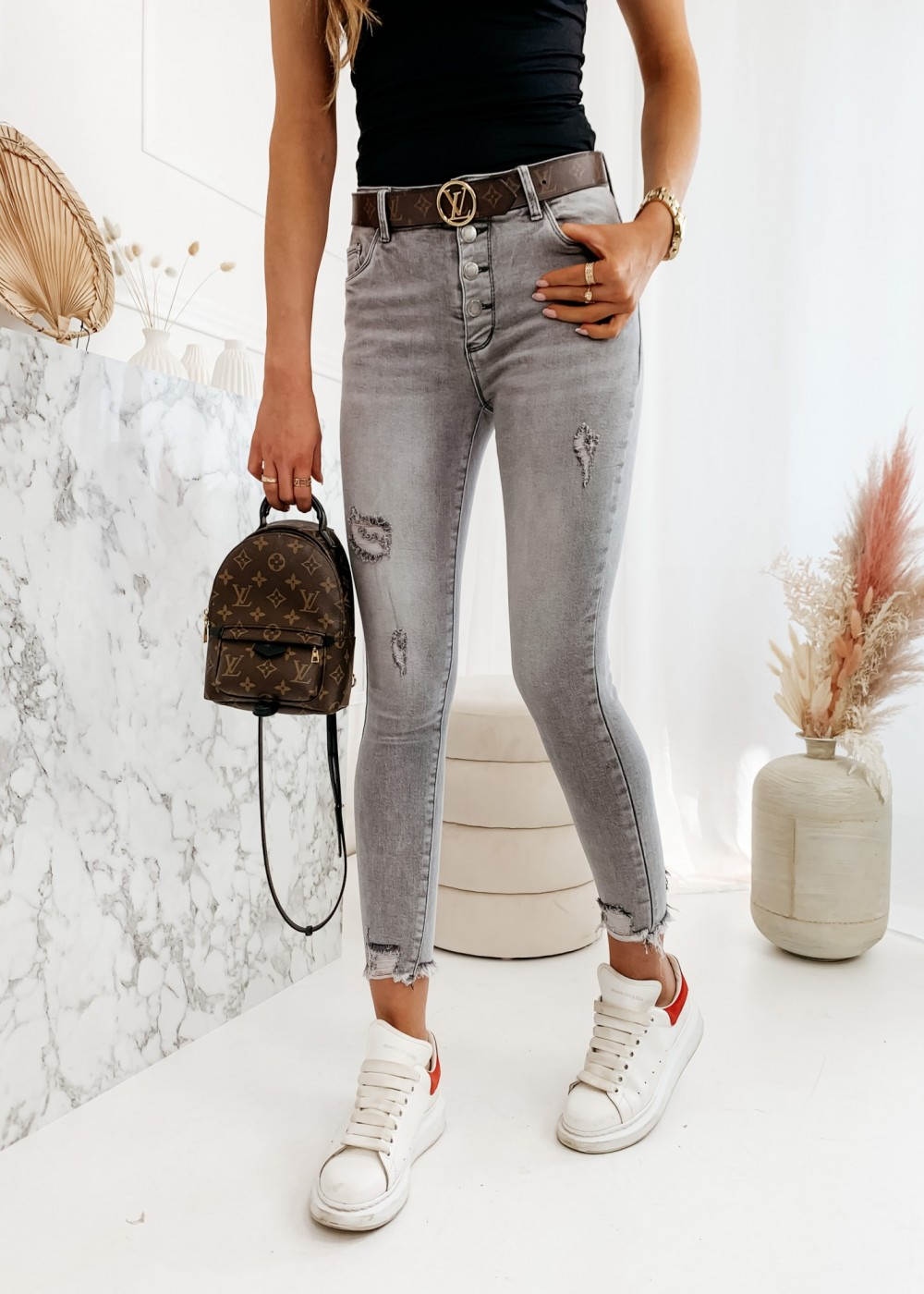 JEANSY CLASSIC GRAY