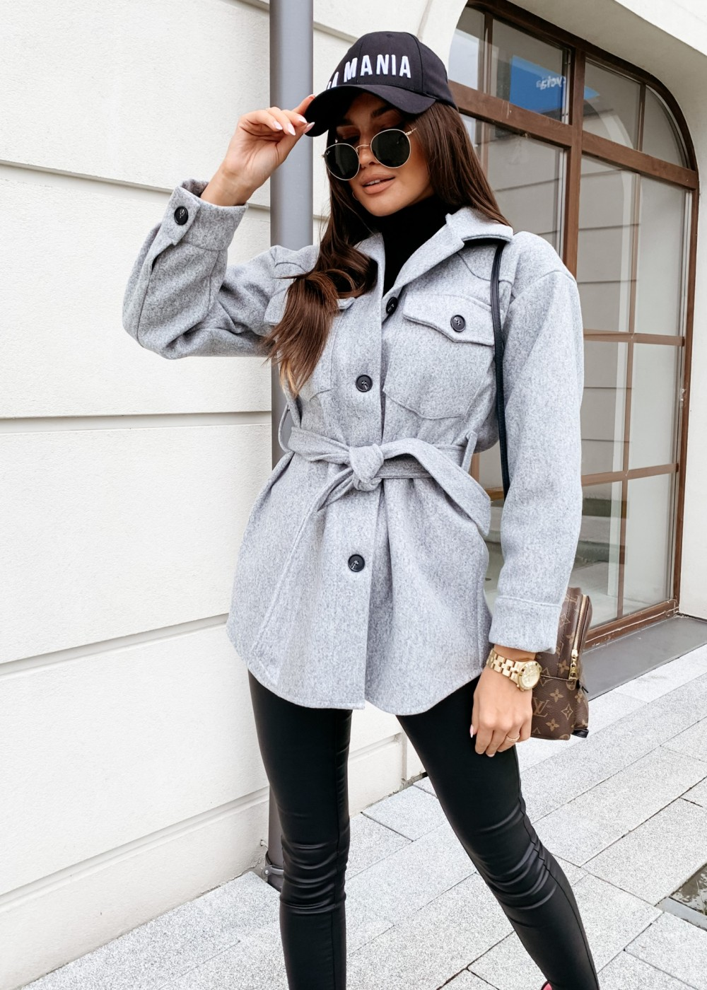 KATANA FLORENS - gray