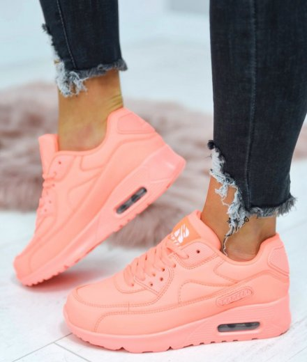 BUTY SPORTOWE AIR MAX ORANGE