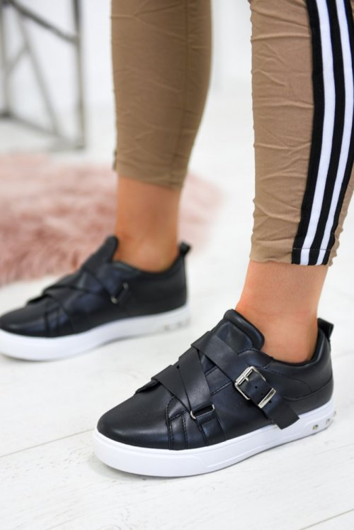 SPORTOWE VOGUE - black