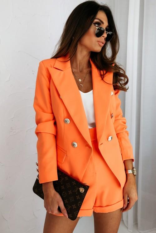 KOMPLET BALMAI - orange