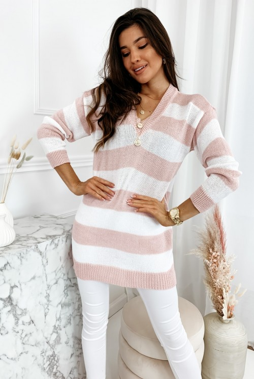 SWETER EDITH - puder